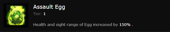 Assault Egg
