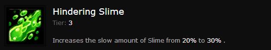 Hindering Slime