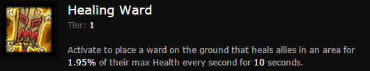 Healing Ward