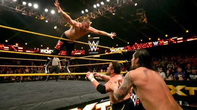 NXT sami