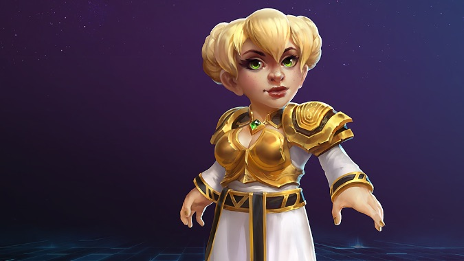 Chromie screen